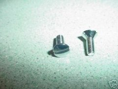 2210 Chrome Speedometer Screw