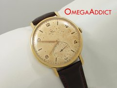 Omega Vintage Manual Large 40mm Men's Watch #A154