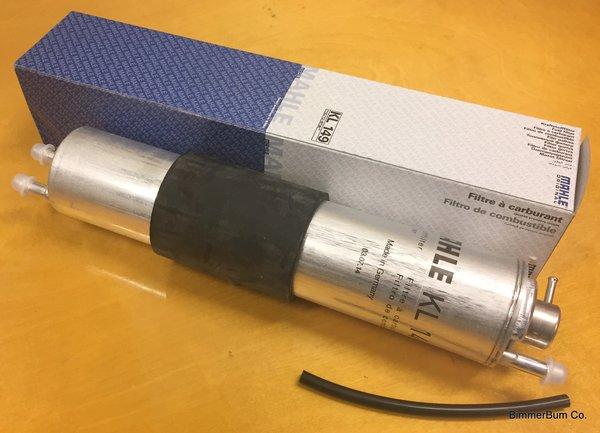 bmw oem mahle fuel filter kit e46 z3 m54 kl149. Black Bedroom Furniture Sets. Home Design Ideas
