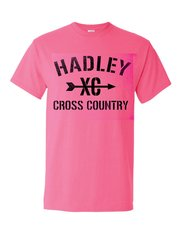 OFFICIAL HADLEY XC T-SHIRT
