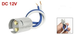 Light Bulb  Socket with Wire 1016