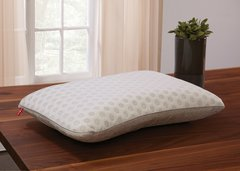 "Danican® Cool Pointe Pillow, Forma, 24"" x 16"" x 5.5"" (Std.)"