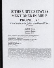 Is the United States Mentioned in Bible Prophecy?