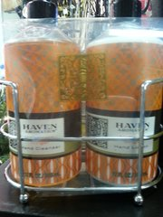 Haven Mandarin Ginger Caddy