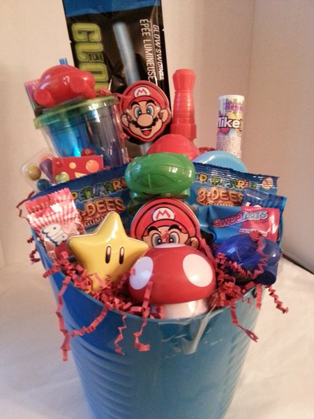 Gift Basket Mario Dylan S Unique Gifts Amp Weddings