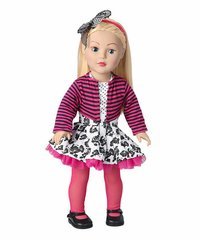 "Dollie & Me 18"" Doll - Floral Party"