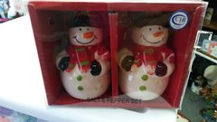 Christmas Salt & Pepper Shakers