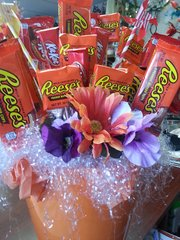 Gift Basket Candy Lovers