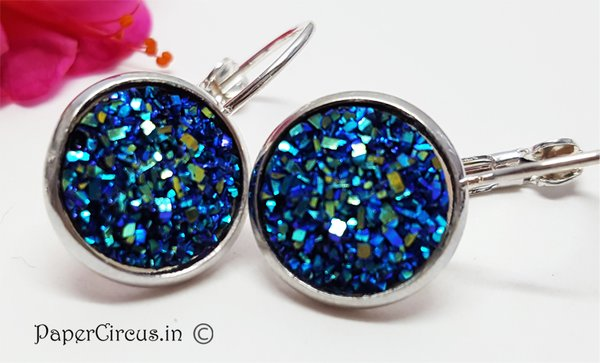 Cabochon Earring  S1