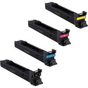 Sharp MX-C40NTB Black MX-C40NTC Cyan MX-C40NTM Magenta MX-C40NTY Yellow Compatible Toner Cartridge