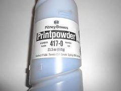 Pitney Bowes 417-0 Genuine Toner Bottle. Pitney Bowes 417-8 Genuine Photoreceptor Drum