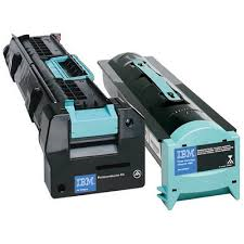 IBM 75P6877 Genuine Laser Toner Cartridge. IBM 75P6878 Genuine Drum Unit