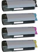 Okidata 43324477 Black, 433324476 Cyan, 43324475 Magenta, 43324474 Yellow Type C8 Compatible Laser Toner Cartridge. Okidata 56121104 Black 56121103 Cyan 56121102 Magenta 56121101 Yellow Genuine Drum Unit