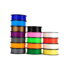 PLA Filament 1.75mm 3D Printer Filament Type B Spool  -- Select Colors: