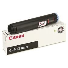 Canon 0386B003AA EXV18 GPR22 Genuine Toner Cartridge. Canon 0388B003AA GPR22 Genuine Drum Unit
