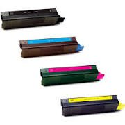 Okidata 43324404 Black 43324403 Cyan 43324402 Magenta 43324401 Yellow Compatible Laser Toner Cartridge. Okidata 43381704 Black 43381703 Cyan 43381702 Magenta 43381701 Yellow Compatible Drum Unit.