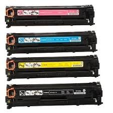 Canon 116 1980B001AA Black, 1979B001AA Cyan, 1977B001AA Yellow, 1978B001AA Magenta CRG316 Compatible Toner Cartridge