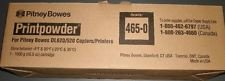 Pitney Bowes 465-0 Genuine Toner Bottle