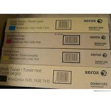 Xerox 006R01395 Black 006R01398 Cyan 006R01397 Magenta 006R01396 Yellow Genuine Toner Cartridge. Xerox 13R00647 Genuine Drum Unit
