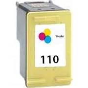 HP 110 CB304AN Tri-Color Compatible Inkjet Cartridge