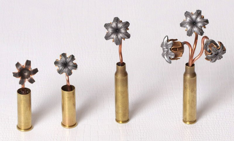 three bloom boutonnière  bullet bouquets, Beautiful flower