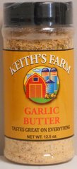 KF Garlic Butter Seasoning 12.5 oz.