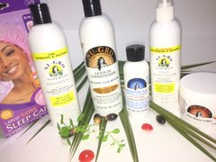"""NATURAL HAIR CARE"" System: Moisturize, Maintain, Style & Grow Natural Hair"