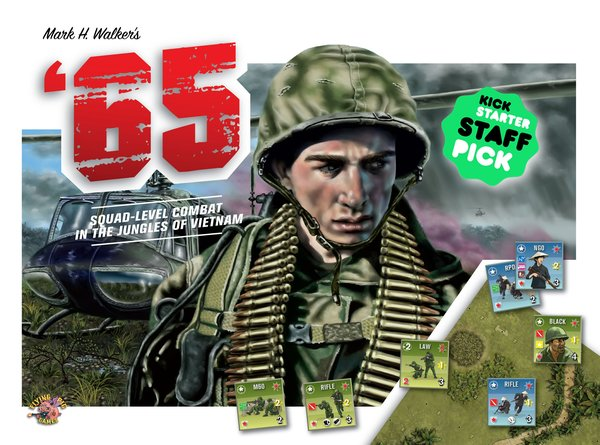 '65 Squad-Level Combat in Vietnam