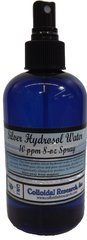 8 OZ   Silver Hydrosol Spray,          10 PPM minimum