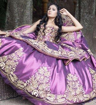 Regazza Fashion Morena Y Esencial Collection Style M08 108 Texas Divas Boutique Quinceanera
