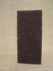 Wallpaper Adhesive Scrub Pad (Brown) (1)