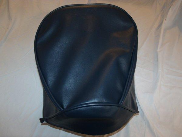 Baja Mini Bike Seat : Baja warrheat mini bike seat upholstery navy blue