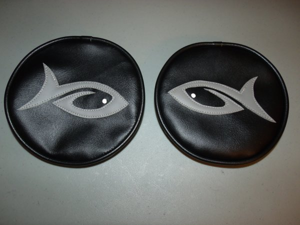 Off Road Light Covers Fish Eyes Lxmboutique Spare Tire