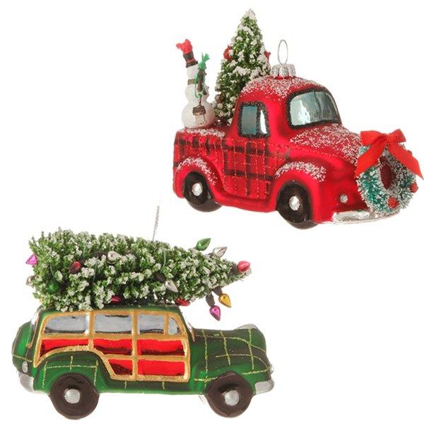 Antique Christmas Tree Ornaments