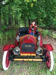 1911 One Cylinder Brush Runabout    INQUIRE