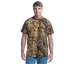 Heavy Weight Camo T-Shirt