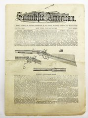 Scientific American Spencer Rifle Edition