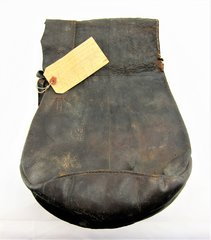 Identified Confederate Saddle Bags Belonging to Captain George Gilliam, 52nd North Carolina