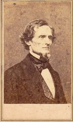 President of the Confederate States Of America Jefferson Davis