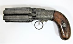 Scarce Gilles Mariette Pepperbox