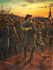 General of the Confederacy by Don Troiani