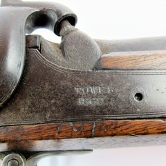Pattern 1853 Tower Marked Three-band Enfield