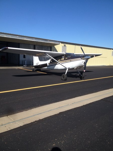 Cessna 180 Aircraft Bush Parts