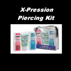 Tattoo Goo Kit X-Pression Piercing Kit