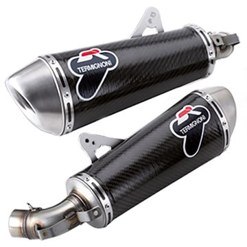 Ducati Termignoni Slip-On Exhaust for ALL Monsters 696-796 ...