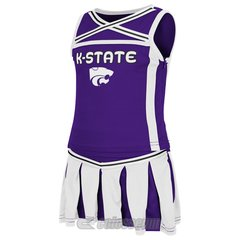 K-State Wildcats Toddler Handspring Cheerleader Set