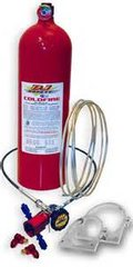 DJ SAFETY 20 lb. COLDFIRE FOAM FIRE SYSTEM