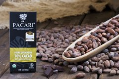 Pacari Piura 70% Organic Chocolate Bar