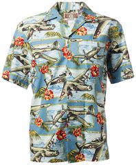 Island Mist Hawaiian Shirt