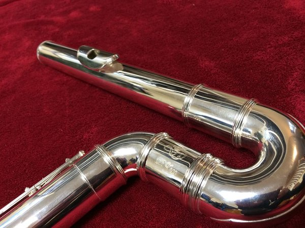 Di Zhao Vertical Bass Flute The Flute Loft